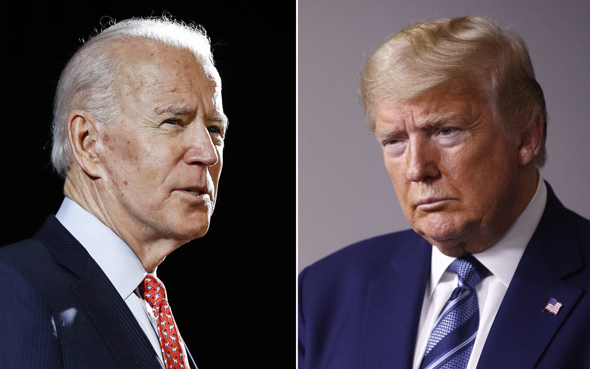 Is there any difference between electing  Joe Biden and Donald trump for Iranian Americans?